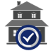 House Guarantee Icon